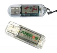 Solární USB flash disky
