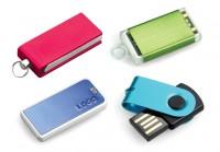 Miniaturní USB flash disky