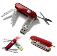 USB multifunkční nůž